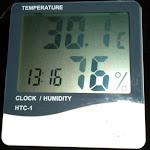 Temp. & Humidity Meter