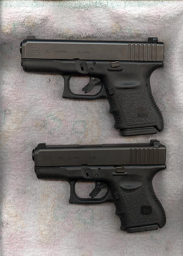 Glock 30 Vs 26 Pictures to Pin on Pinterest - PinsDaddy