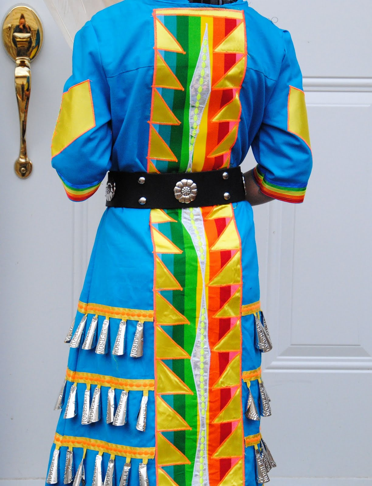 Native American Clothing Patterns | Jingle Dress Pattern | Sioux