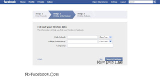 cara menciptakan facebook