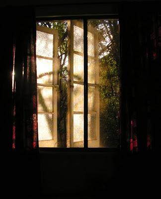 Afternoon Light Through Window