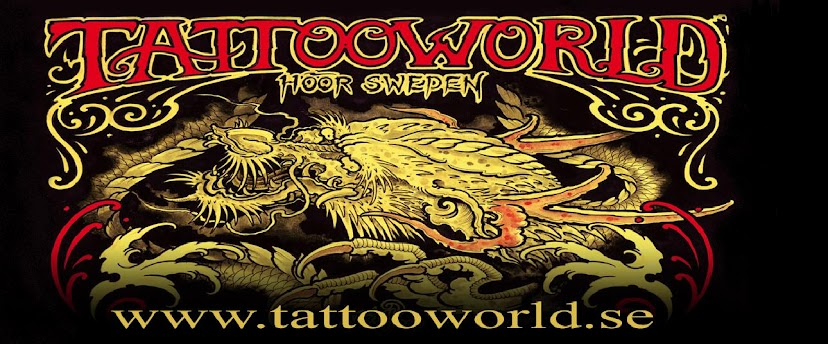 TattooWorld Höör Sweden