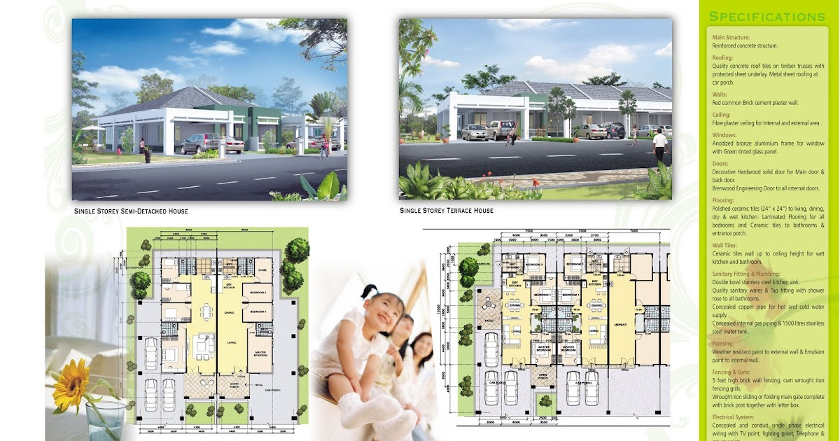 Rich Venture Construction Sdn Bhd Semi Detached And