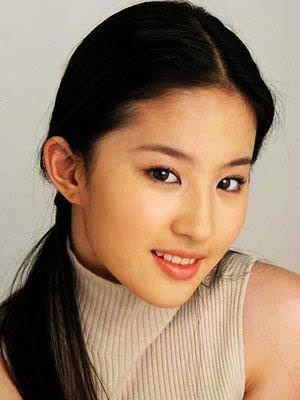 Crystal Liu - Liu Yi Fei, Chinese Young Actress and Singer