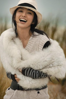 Chinese Girl, LI Bing-bing