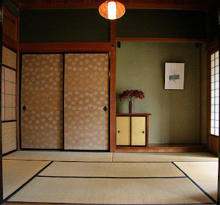 Basic Japanese Classic Room Design