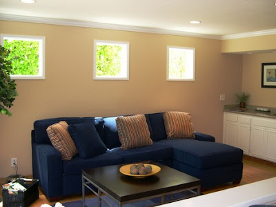 simple furnishing for minimalist design, home improvement
