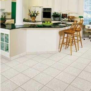 Ceramics floor