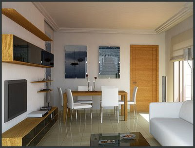 Home Interior Design on You On 3d Interior Design For Modern And Minimalist House Design Http