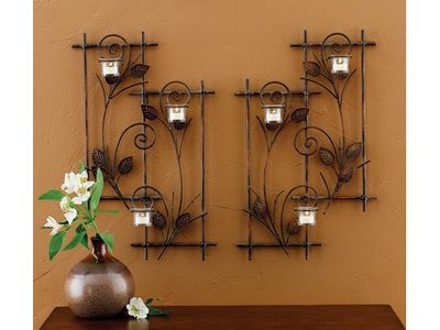 metal art wall decor
