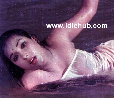 Jayamala - From the Tamil movie 'Jambu' directed by Karnan who loves wetting his heroines