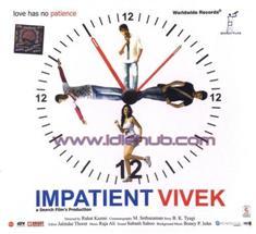 Impatient Vivek (2010) Hindi Movie Mp3 Songs Download stills photos cd covers posters wallpapers Vivek Sudarshan & Sayali Bhagat