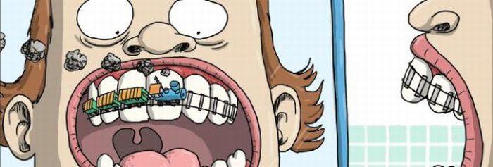 Funny Comic Strips Joke Images 14