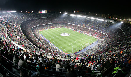 barcelona camp nou stadium