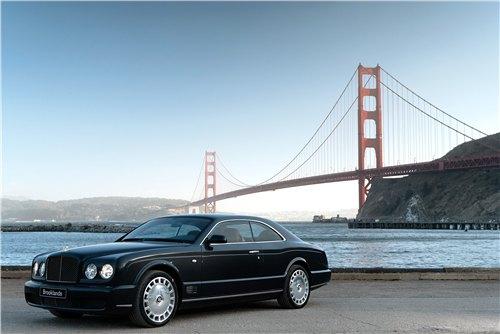 Bentley Brooklands Black. The Bentley Brooklands