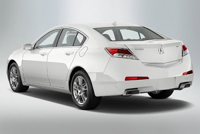 2010 Acura TL Featuring the 3.5L V6
