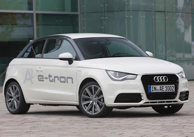 2011 Audi A1 e-tron