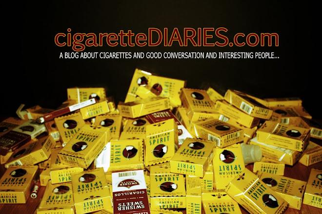 Cigarette Diaries