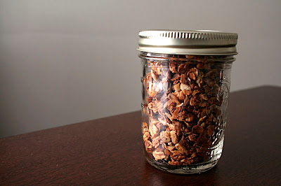 Steph Chow's granola