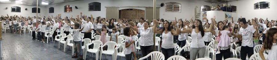 IGREJA RENOVADA DE PEDERNEIRAS SP - I.M.U.B.