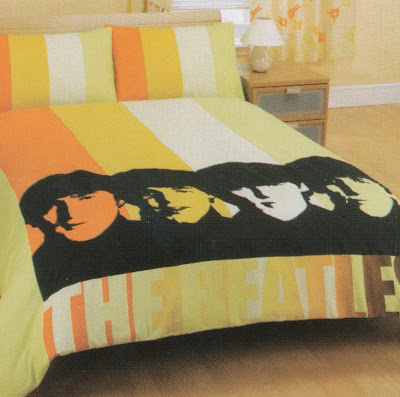 Beatles duvet