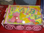 Memory Box for Baby Jaina.