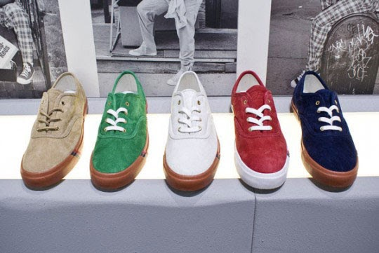 Sartorially Inclined: Mark McNairy for PRO-Keds