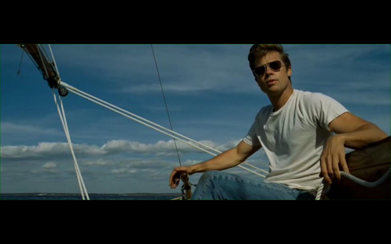 Sartorially Inclined: Style Icon: Benjamin Button Brad Pitt Movies
