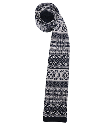 Sartorially Inclined: Attn: Fair Isle Ties For $10
