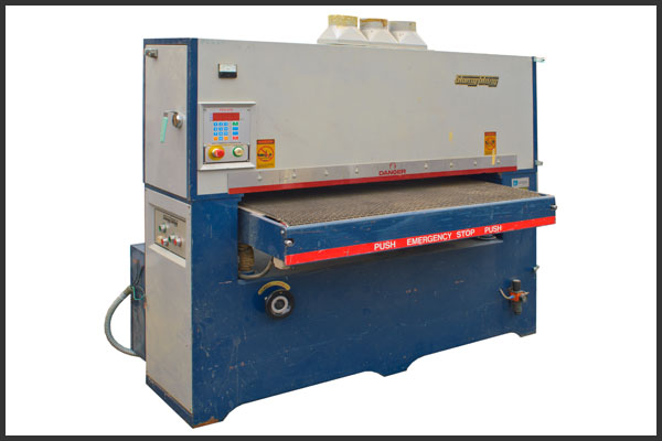 SOLD Sheng Shing Wide Belt Sander