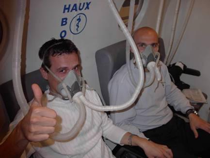 Θάλαμος Υπερβαρικής Οξυγονοθεραπείας