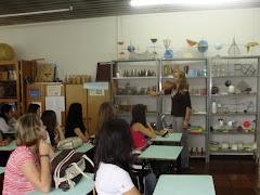 Visita de Estudos na URI- Laboratório de Matemática 23/24/11/2009