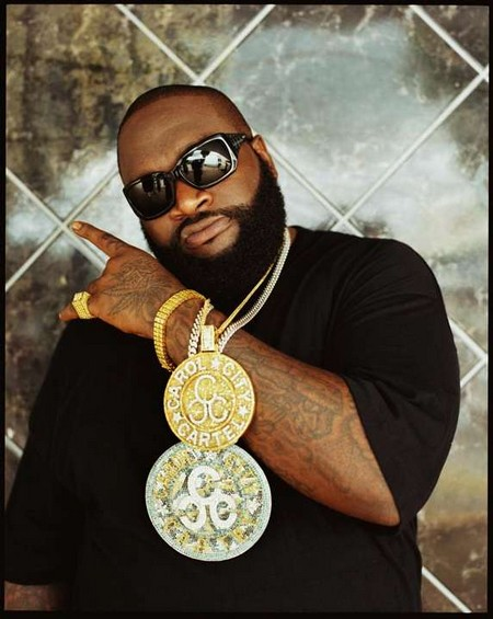 rick ross tattoos 2011. 2011 Rick Ross