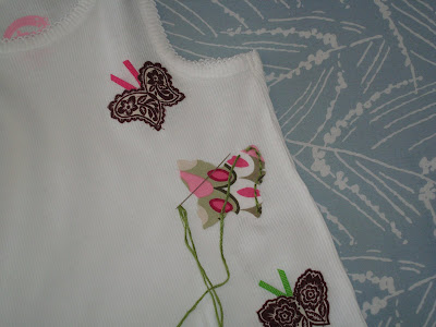 Applique Tutorial step 7 via lilblueboo.com