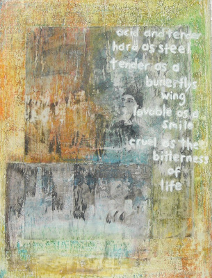 Journaling - Part IV - Accidental Pages 2 via lilblueboo.com