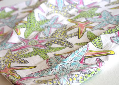 The Sweet Dress fabric via lilblueboo.com
