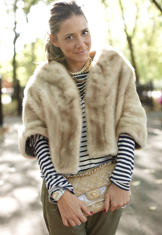 Wearing M S Classics As Vintage Fashion