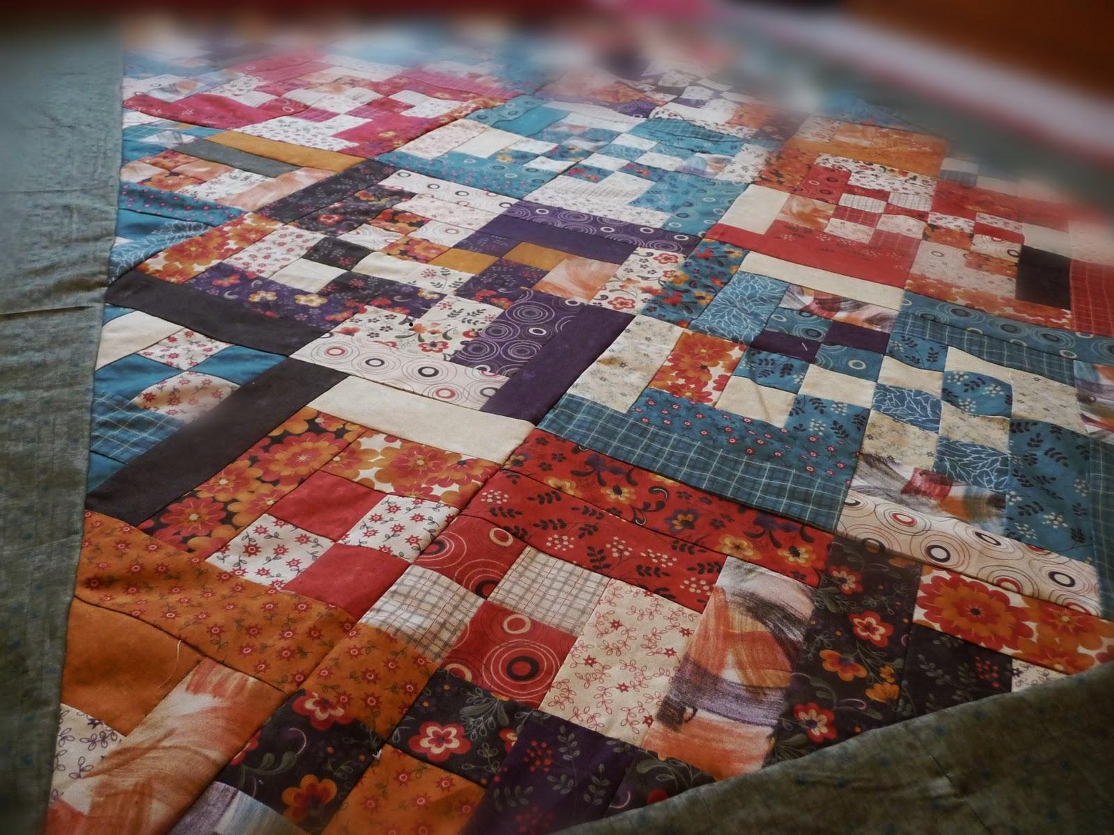 Cómo medir y añadir bordes a un quilt » Mi Taller de Acolchado