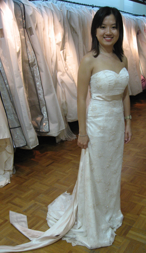 Evening gowns - white prom dresses