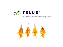 Telus Parody: Compliments of the Telus Sucks Group on Facebook