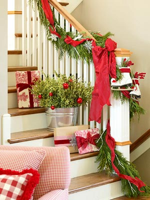 Sassy Sites!: Christmas Holiday Home Decor