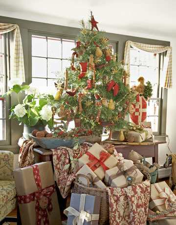 Christmas Decorating Inspiration from Around the Net