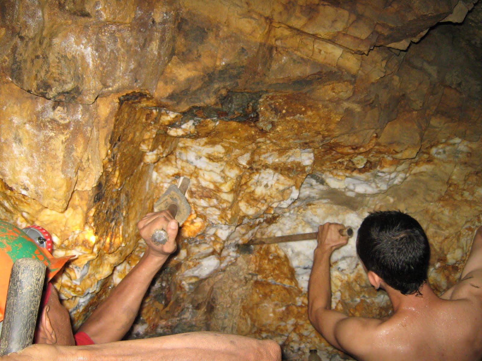 Recopilacion minera conclusiones for Que es una beta de oro
