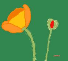 Una flor, regal d'aniversari