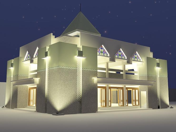download contoh proposal pembangunan masjid