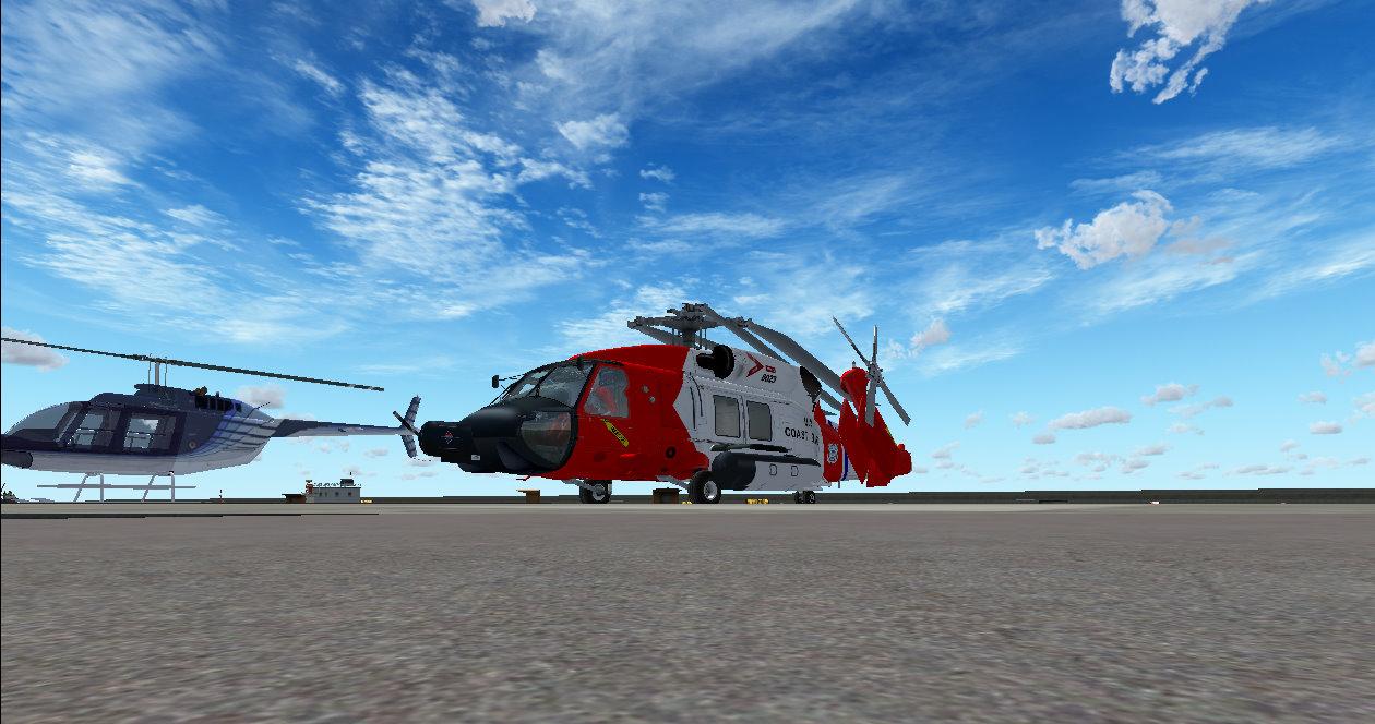 L Elicottero Posizione : Passione per l elicottero genova photoreal vfr