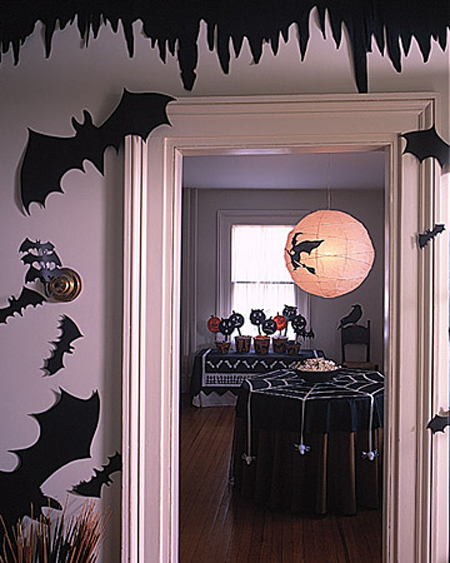 Ideas para decorar tu casa en halloween de tin marin for Decoracion halloween manualidades