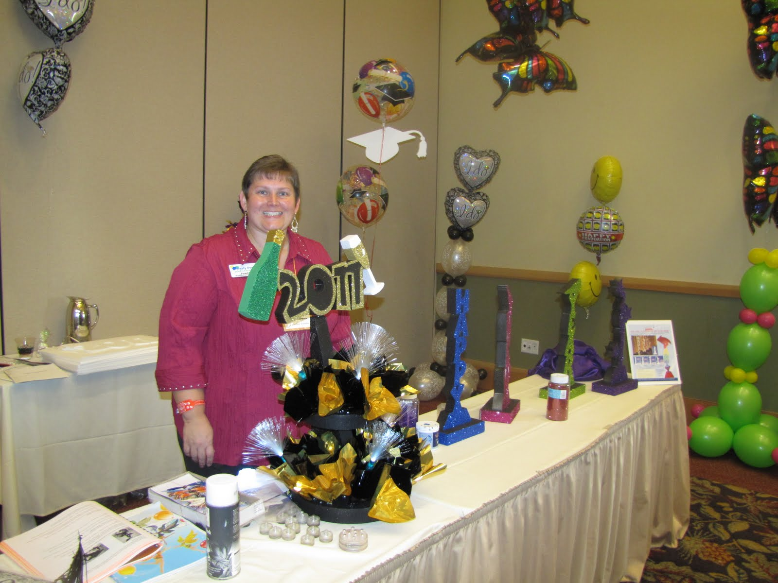 Cake Decorating Classes In Lakeland Fl : Party People Event Decorating Company: January 2011