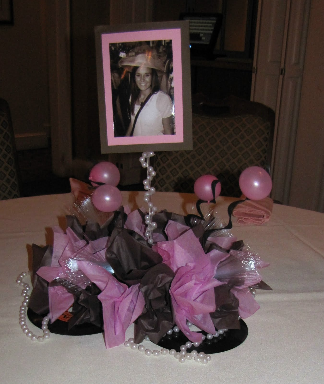 Party people event decorating company sweet 16 at the lakeland with courtney and tara celebrating their birthday together on the photo frames a picture of courtney was on one side and tara on the other jeuxipadfo Gallery