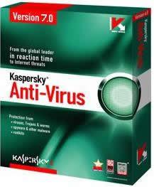 Kaspersky Antivírus 7.0.1.321 Final